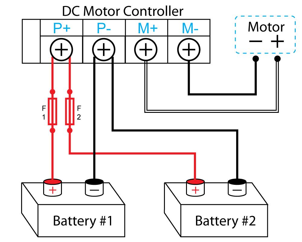Power Wheels – Milwaukee 18 Volt Battery Upgrade! – Havocware | Battery Wiring Diagram Power |  | Havocware